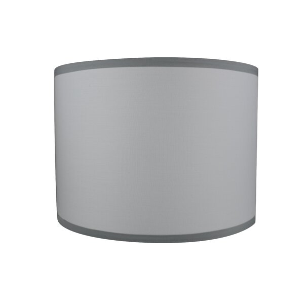 Classic 14 Cotton Drum Lamp Shade by Urbanest