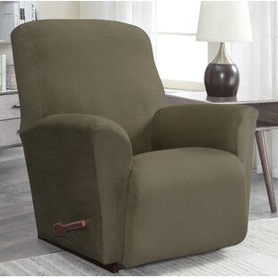 Box Cushion Recliner Slipcover
