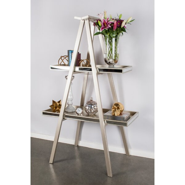 Ladder Bookcase By Statements By J