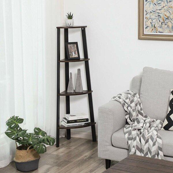 Herrmann Industrial Ladder Bookcase by Gracie Oaks
