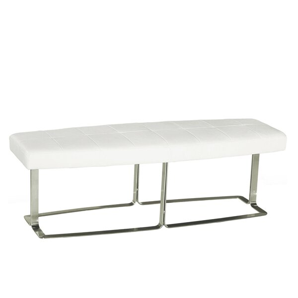 Megan Two Seat Bench by Bellini Modern Living