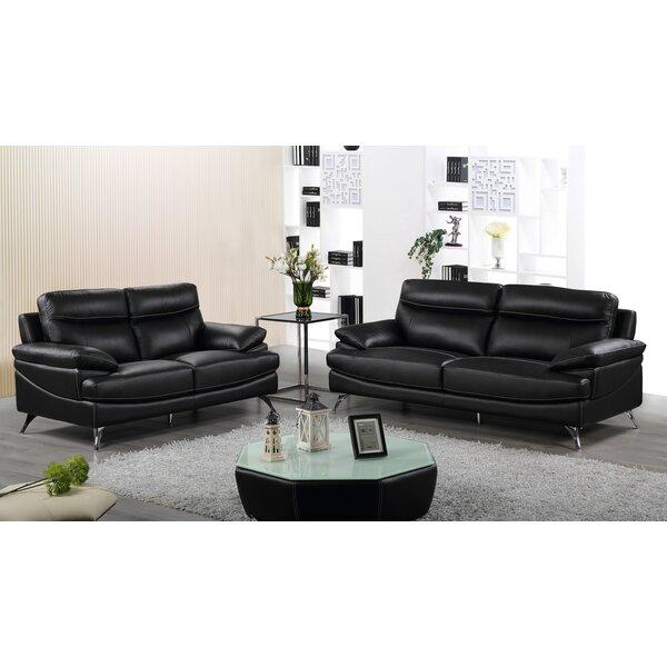 Hillsborough 2 Piece Living Room Set by Orren Ellis