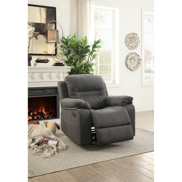 Eisele Manual Rocker Recliner [Red Barrel Studio]