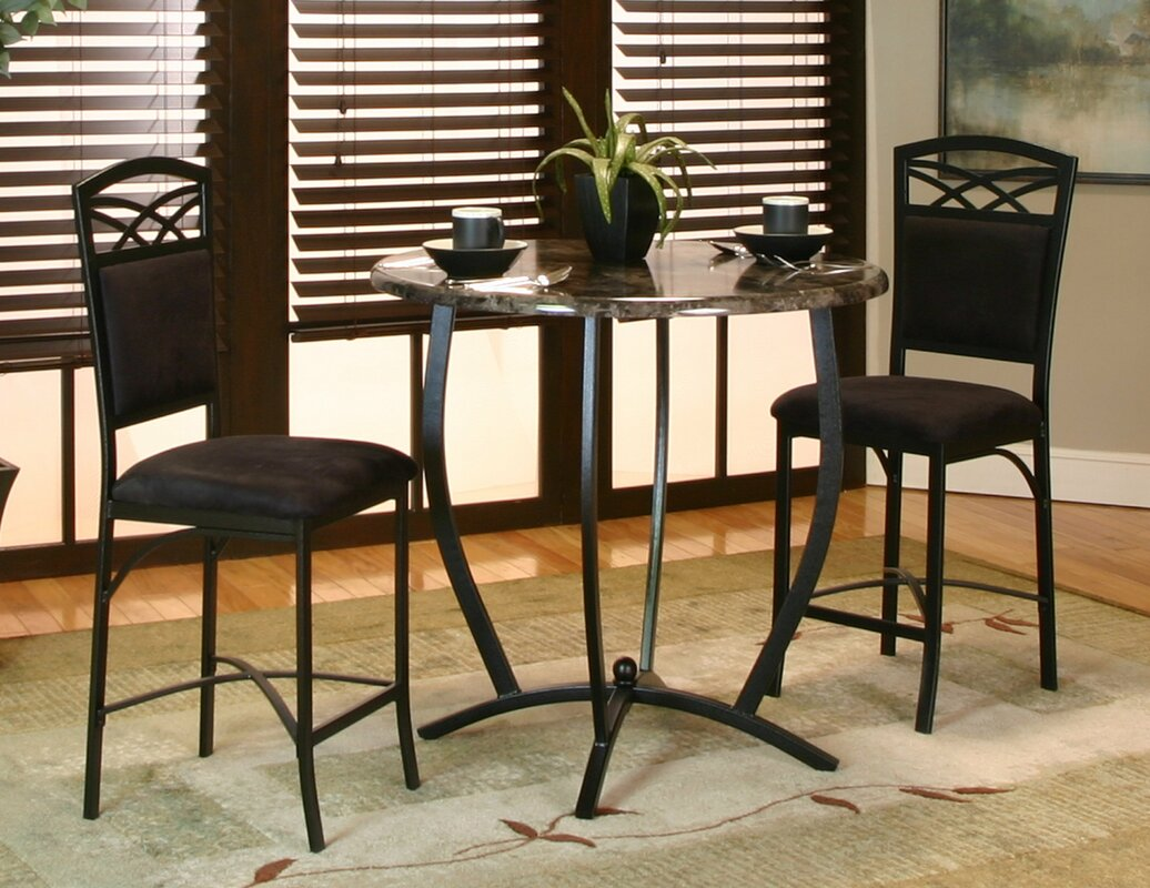 Beau ... Piece Counter Height Dining Set Reviews 3 Pc Dining Sets Room Ideas