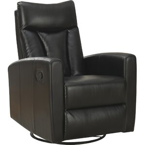 Manual Rocker Recliner by Monarch Specialtie..