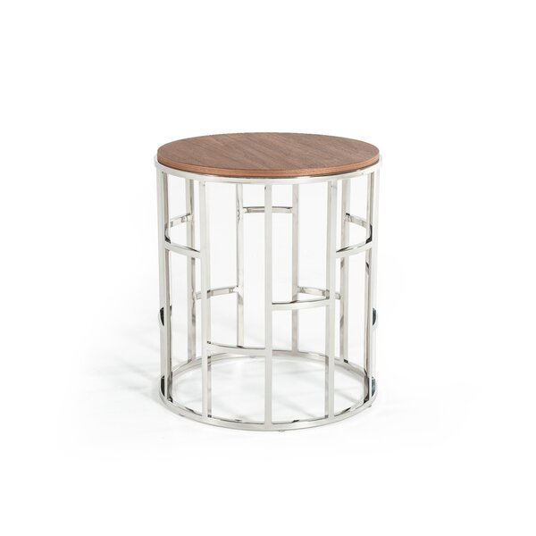Galgorm Parks End Table by Brayden Studio