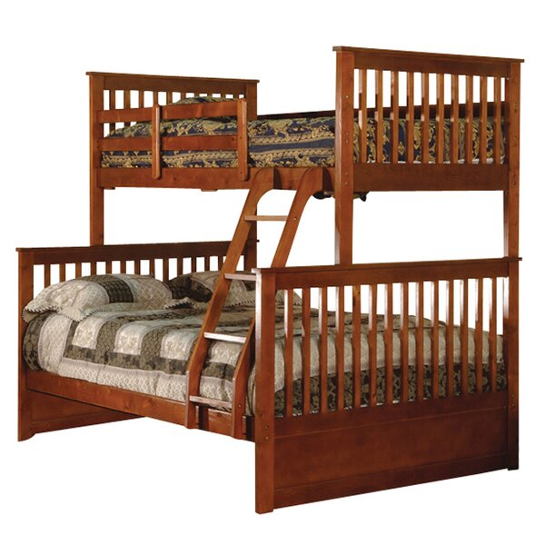 Rosas Twin over Full Bunk Bed by Viv + Rae