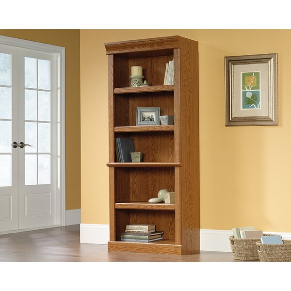 Bellefontaine Library Standard Bookcase By Loon Peak