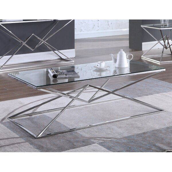 Jhoana Coffee Table by Orren Ellis