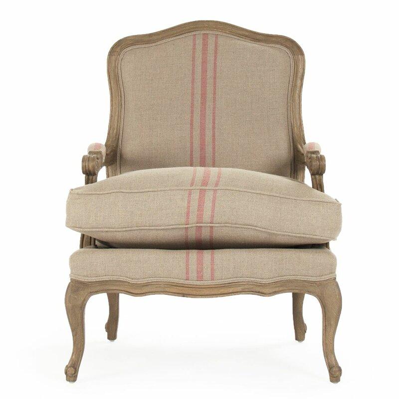 High Quality Emelie Love Armchair By One Allium Way