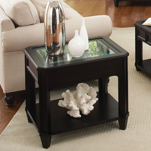 Yancy End Table by Darby Home Co