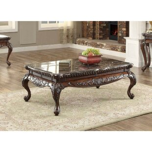 Brooklandville Traditional Coffee Table by Astoria Grand