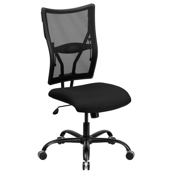 Ash High-Back Mesh Desk Chair by Latitude Run