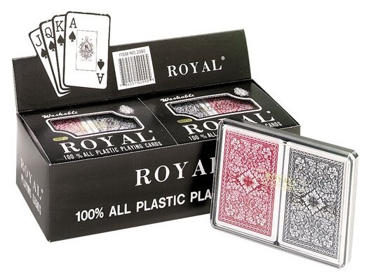 Playing Card (Set of 12) by CHH