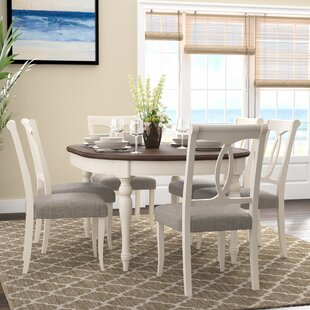 Lattimore 7 Piece Dining Set ByRosecliff Heights