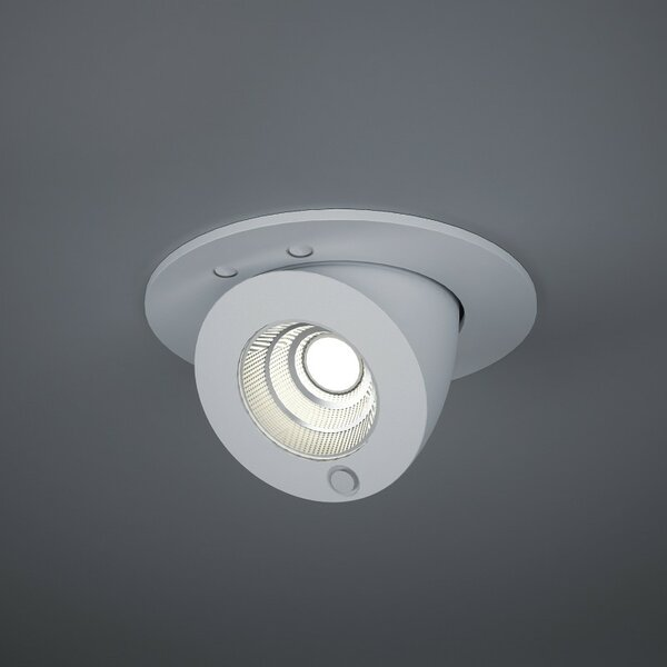 Bridge LED 4.72 Adjustable Recessed Trim by ZANEEN design