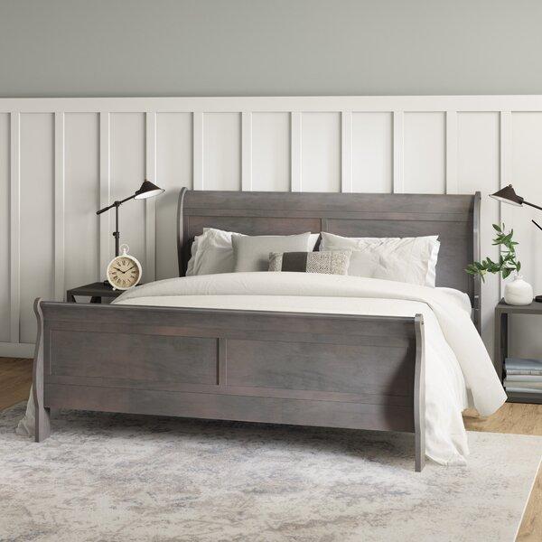 Guffey King Sleigh Bed by Laurel Foundry Modern Farmhouse
