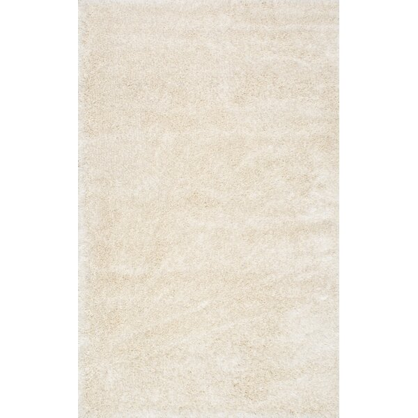 Lippert Ivory Area Rug by Brayden Studio
