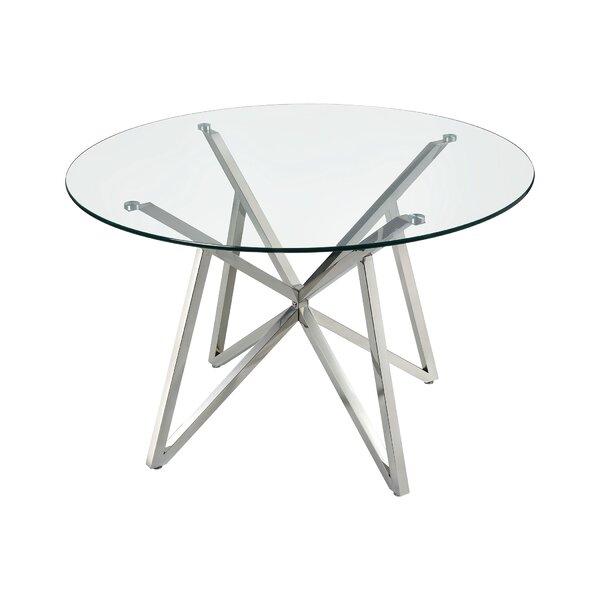Gish Dining Table by Orren Ellis Orren Ellis