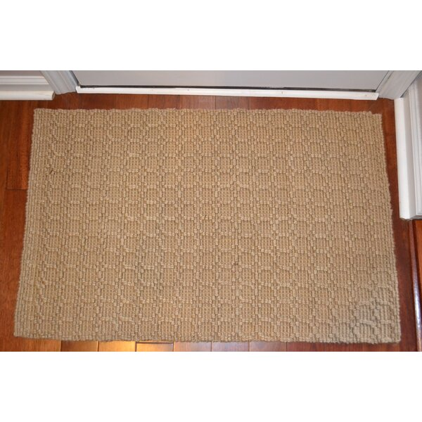 Natural Beehive Rug by Imports Decor