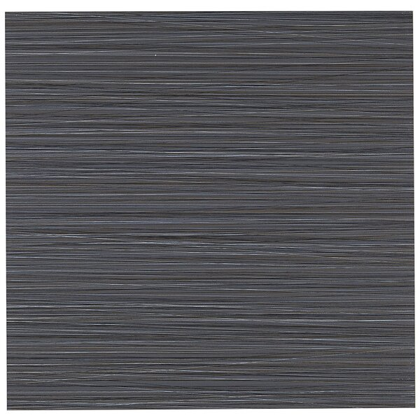 Fabrique 12 x 12 Porcelain Field Tile in Noir Linen by Daltile