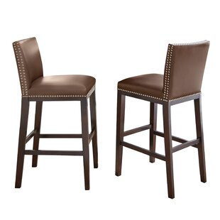 Bouwkamp 30 Bar Stool (Set of 2) By Red Barrel Studio