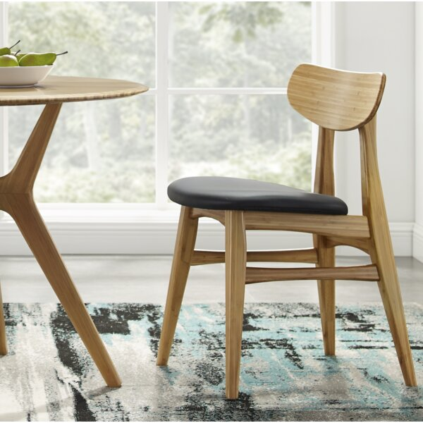 Cassia Solid Wood Dining Chair (Set of 2) by Greenington