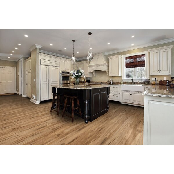Stone Harbor 8 x 51 x 8mm Laminate Flooring in Denali Acacia by American Concepts