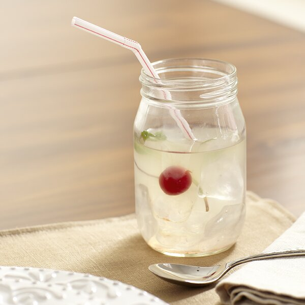 Drinking Jars (Set of 4) by Birch Lane™