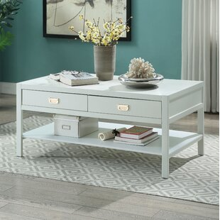 Antonina Coffee Table Beachcrest Home
