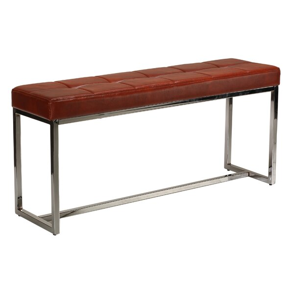 Livio Metal Bench by Cortesi Home