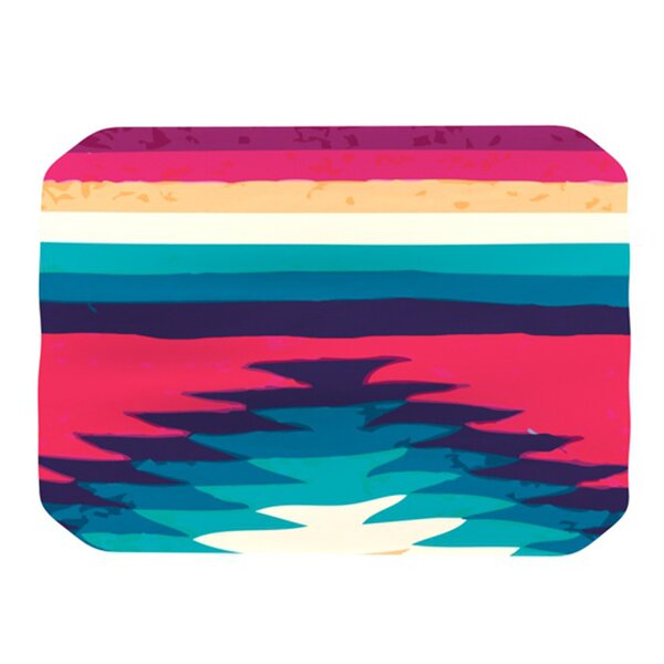 Surf Placemat by KESS InHouse