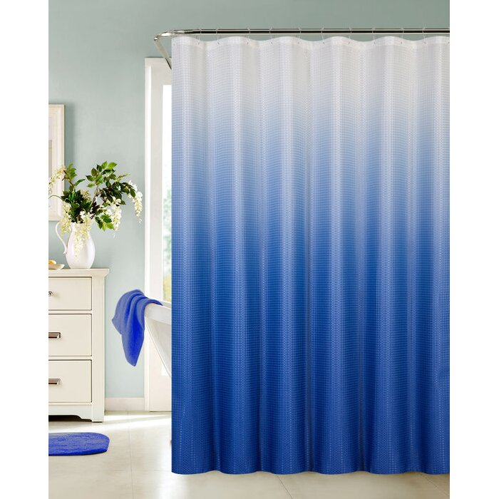 Zipcode Design Kobayashi Spa Bath Shower Curtain & Reviews | Wayfair.ca