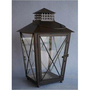 Look for Metal Lantern By Gracie Oaks