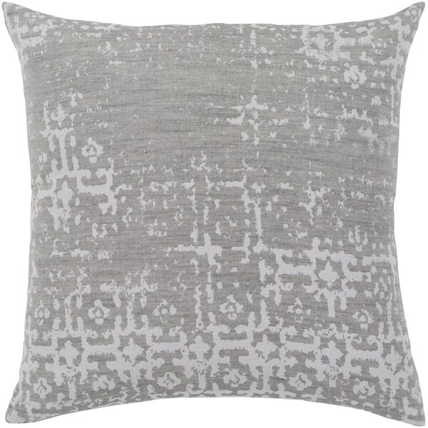 Abordale Cotton Throw Pillow by House of Hampton