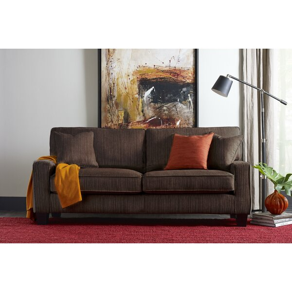 Modern Collection Palisades Loveseat by Serta at Home by Serta at Home