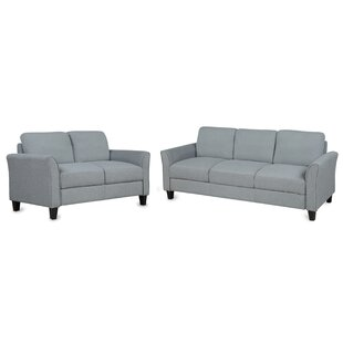 Gulsher 2 Piece Living Room Set by Red Barrel Studio®