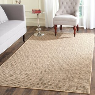 Best Price Dowell Hand-Woven Jute Area Rug ByThe Twillery Co.