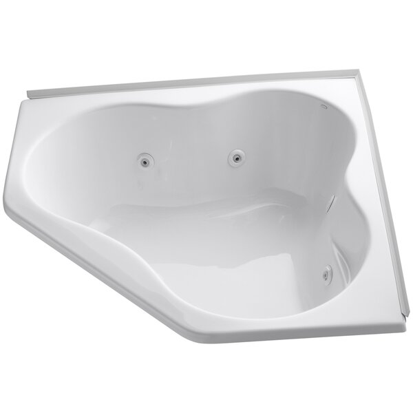 Proflex 54 x 54 Drop In Whirlpool Bathtub by Kohler