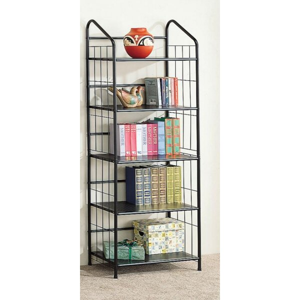 Atencio Etagere Bookcase by Ebern Designs