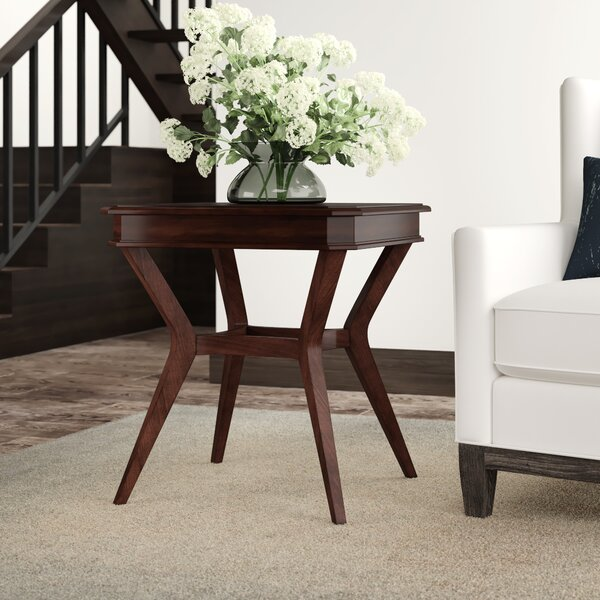 Belmont Square End Table by Fairfield Chair