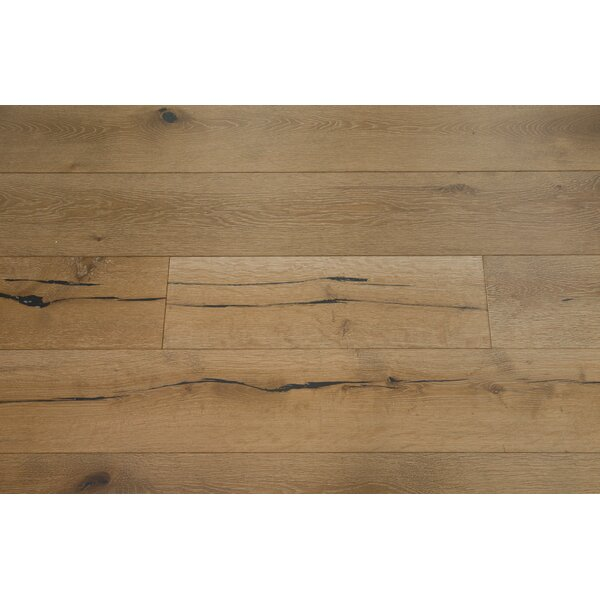 Santorini 7-1/2 Engineered Oak Hardwood Flooring i