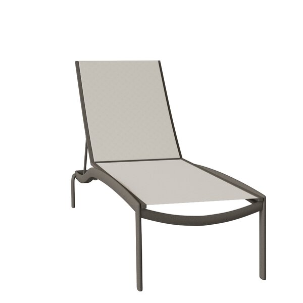 KOR Reclining Chaise Lounge by Tropitone Tropitone