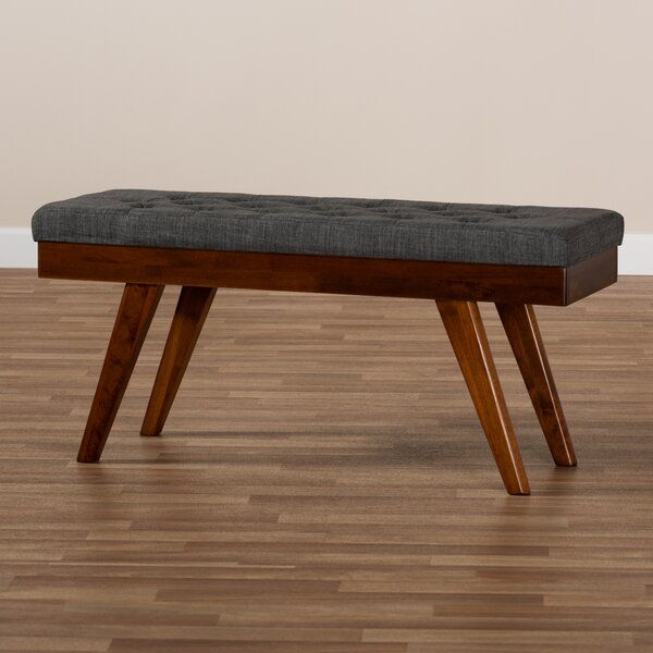 Hinds Wood Bench by George Oliver