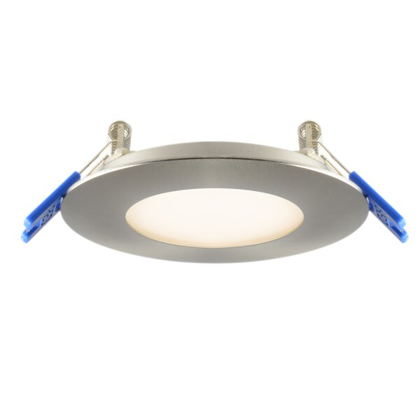 Panel LED 3.75 Open Recessed Trim by DALS Lighting