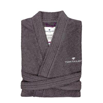 Bademantel Kimono | Bad > Sauna & Zubehör | Blau | Tom Tailor