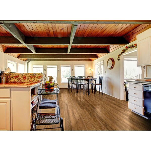 Liberty 8 x 51 x 7mm Laminate Flooring in Murdock Pecan by American Concepts