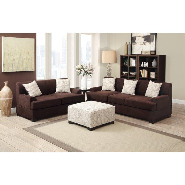 Veedersburg 2 Piece Living Room Set by Andover Mills