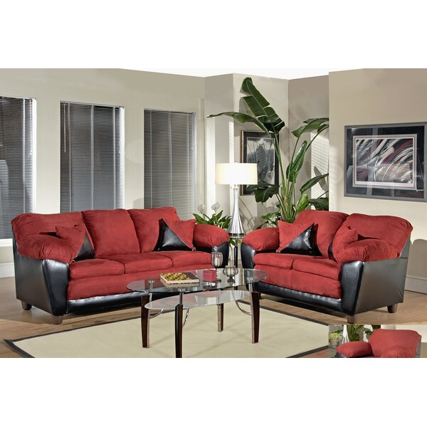 Piedmont Furniture Brooklyn Configurable Living Room Set & Reviews ...