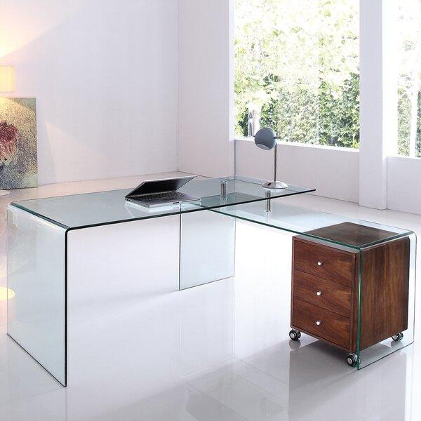 Rio Reversible L-Shape Executive Desk